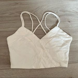 Sws cropped cami